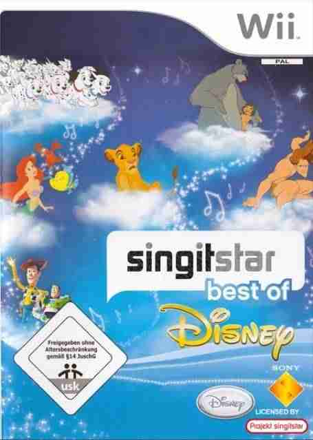 Descargar Sing It Star Best Of Disney [MULTI5][PAL][acamo] por Torrent